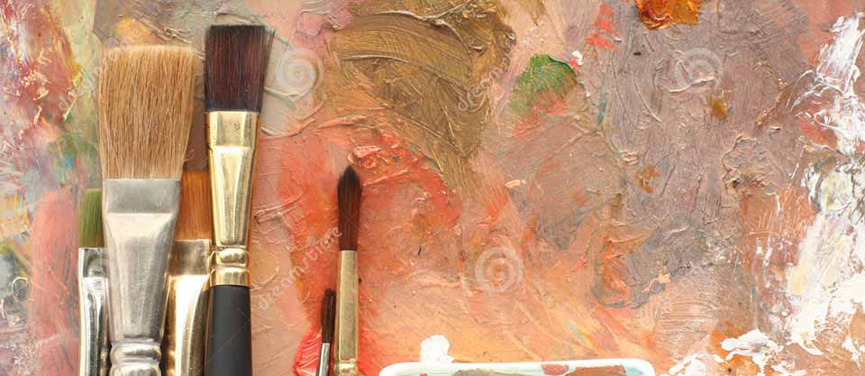 Studio Painting Ideas